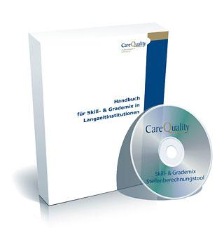 Handbuch «Skill- und Grademix in Langzeitinstitutionen»