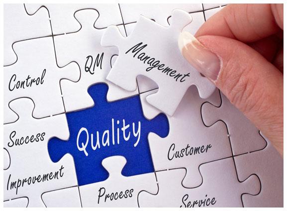 Qualität - Ihr Nutzen